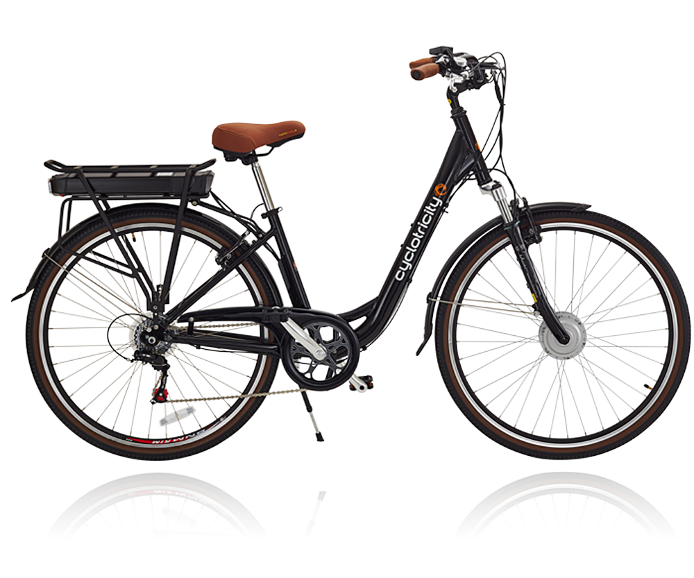Cyclotricity Sahara 17Ah-ebike under £1000