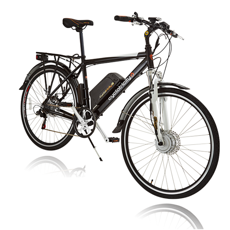 revolver-hybrid-l EXAMPLE OF COMMUTER EBIKE